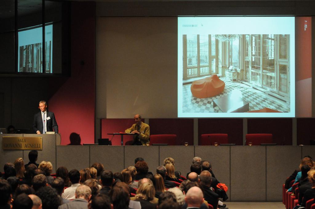 7th EVPA Annual Conference 2011 Turin