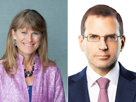 Announcing our keynote speakers Jacqueline Novogratz and Robert Manz