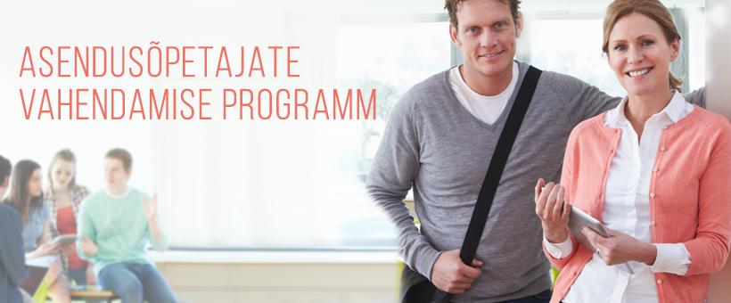 Substitute Teacher Platform, Estonia