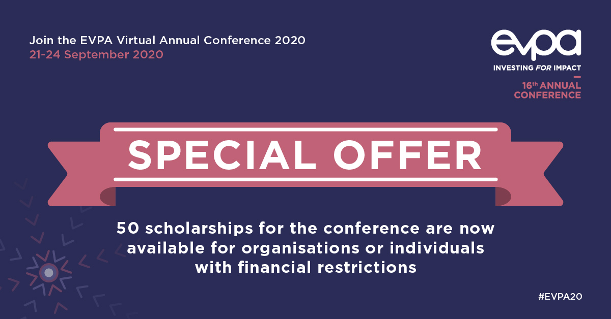 Scholarships available for the conference – apply now!